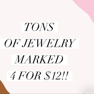 Mix & Match!! 4 for $12!!